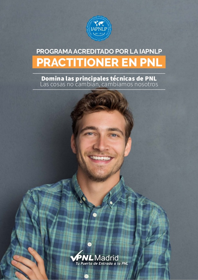 Practitioner PNL Octubre 2018-Mayo 2019