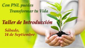 Taller Introducción PNL Septiembre 2019